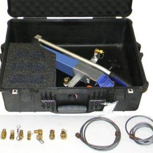 Additel ADT-920  3K psi Pneumatic High Pressure Test Pump Kit with Fittings
