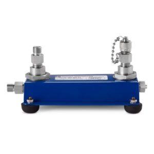 Ralston MF2S-QM-QM-PL 2-Port manifold
