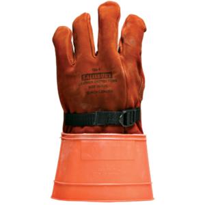 Salisbury 156-4 4 inch Premium Leather Protector