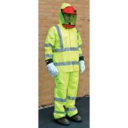 Salisbury NRJ-O Arc & Flame Resistant PVC Nomex Rain Suit