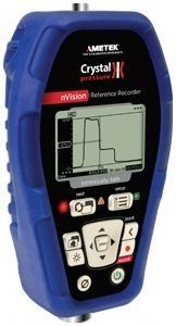 Crystal Engineering NV-4AA-RTD100-3K nVision Intrinsically Safe Reference Pressure Recorder