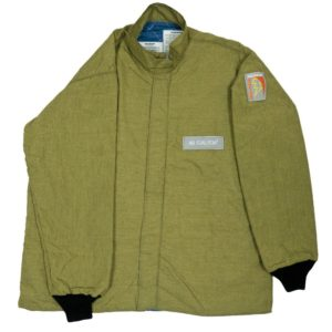 Salisbury by Honeywell ACC4032PLTM Premium Light Weight Arc Flash Protection Coat 40 cal/cm2