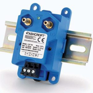 Ashcroft CXLdp Differential Pressure Transmitter .25% Accuracy 1.00
