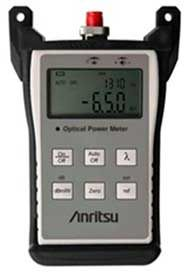 Anritsu CMA5 Optical Power Meter