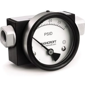 Ashcroft 1130 Differential Pressure Gauge