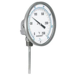 Ashcroft EI Bimetal Thermometer