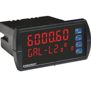 Ashcroft DM61 Panel Meter