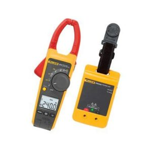 Fluke 376 True-rms AC/DC Clamp Meter with iFlex™ / PRV240 Proving Unit Kit