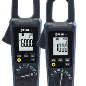 FLIR CM72 600A AC Commercial Clamp Meter