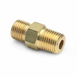 Ralston QTHA-2MB0 1/4'' male NPT x male QT Adapter