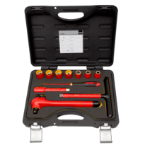 BAHCO 7811DMV Insulated Tool Set