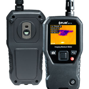 FLIR MR176 Imaging Moisture Meter with IGM Infrared Guided Measurement