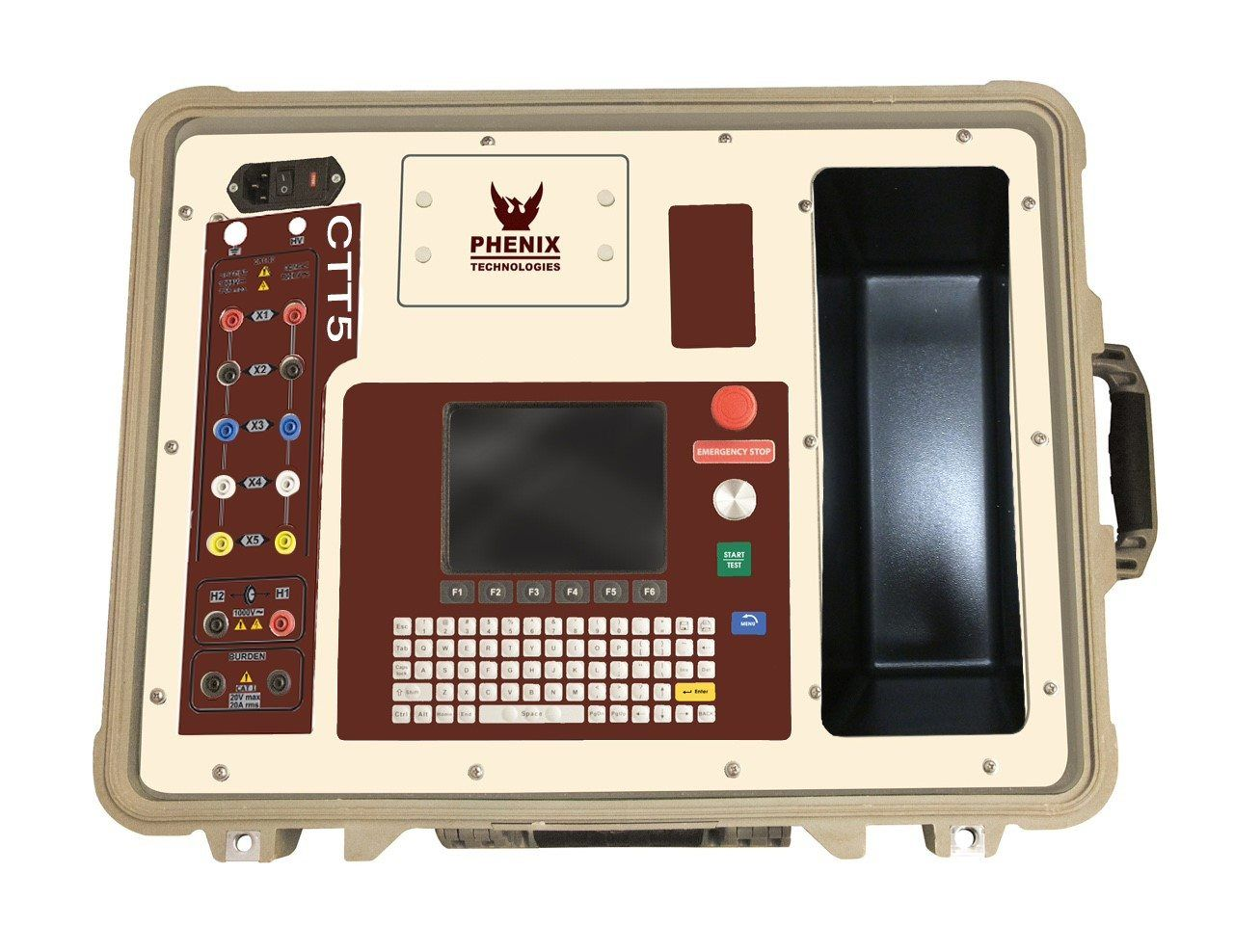 Phenix Technologies Ctt 5 Current Transformer Tester