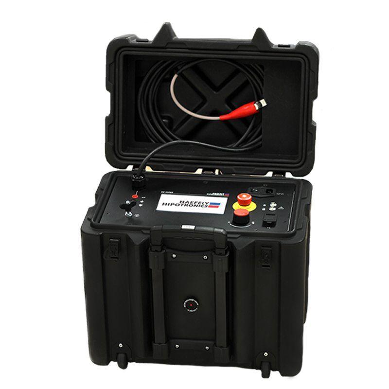 Electronic Tester Job Description : Haefely hipotronics pl dc kv digital hipot tester