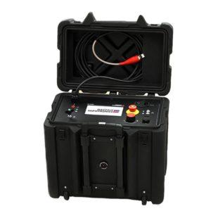 Haefely Hipotronics 800PL-DC 80kV Digital DC Hipot Tester