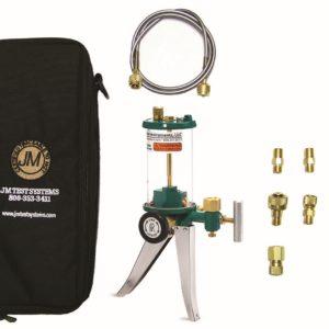 JMT-HPGV-PK Gauge Pump Kit with Case