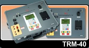 Vanguard TRM-40 Transformer Winding Resistance Meter