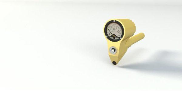 Bierer Meters VDAO300 1-300kV Analog Voltage Detector