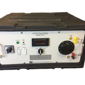 ETI AD-2 AC DC Variable Power Supply