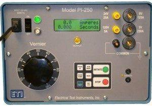ETI PI-250 Portable Current Power Supply