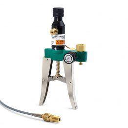 Ralston APGV-0000 300 psi Pneumatic Scissor Hand Pump