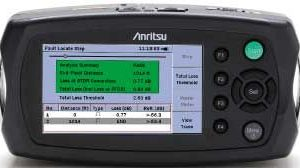 Anritsu MT9090A OTDR and Fault Locator