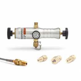 Ralston DV0V-0000 -25''Hg Vacuum Cylinder Hand Pump