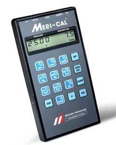 Meriam DP2000I Digital Manometer / Pressure Calibrator