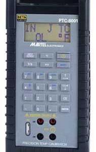 Martel PTC-8001 Temperature Calibrator