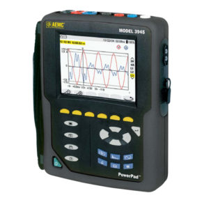 AEMC 3945 Three Phase Power Quality Analyzer