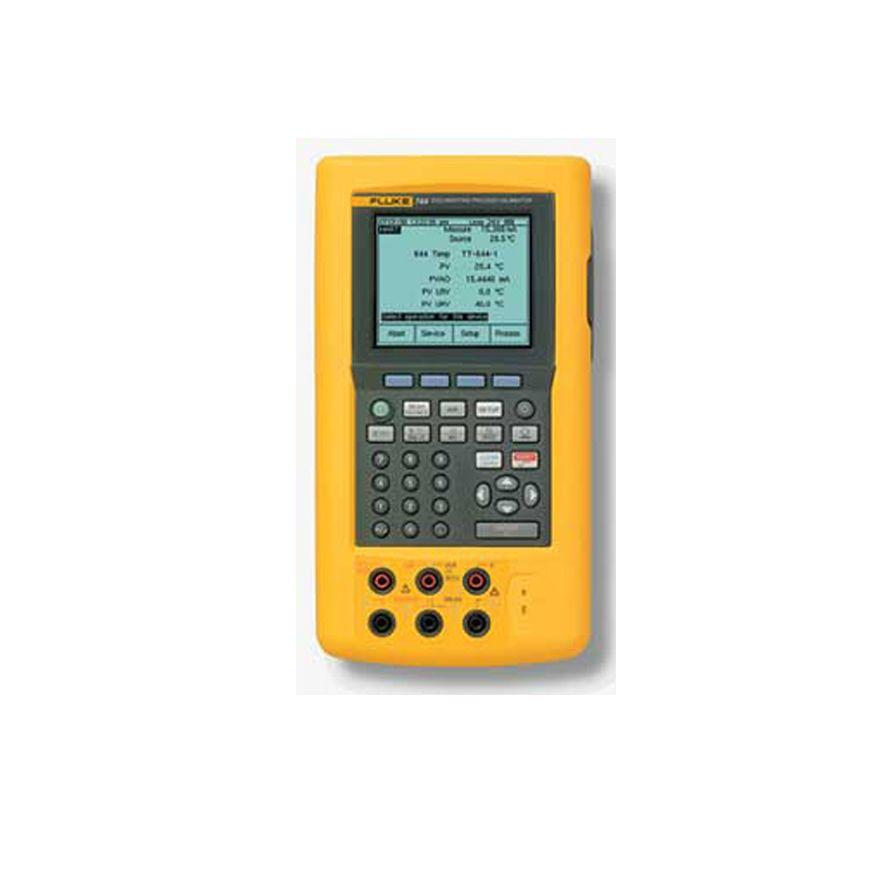 Fluke 744 Multifunction Calibrator • Sales, Rent