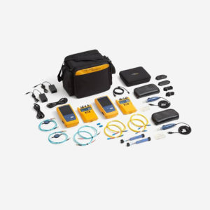 Fluke Networks CertiFiber Pro Optical Loss Test Set - Rental Units Available