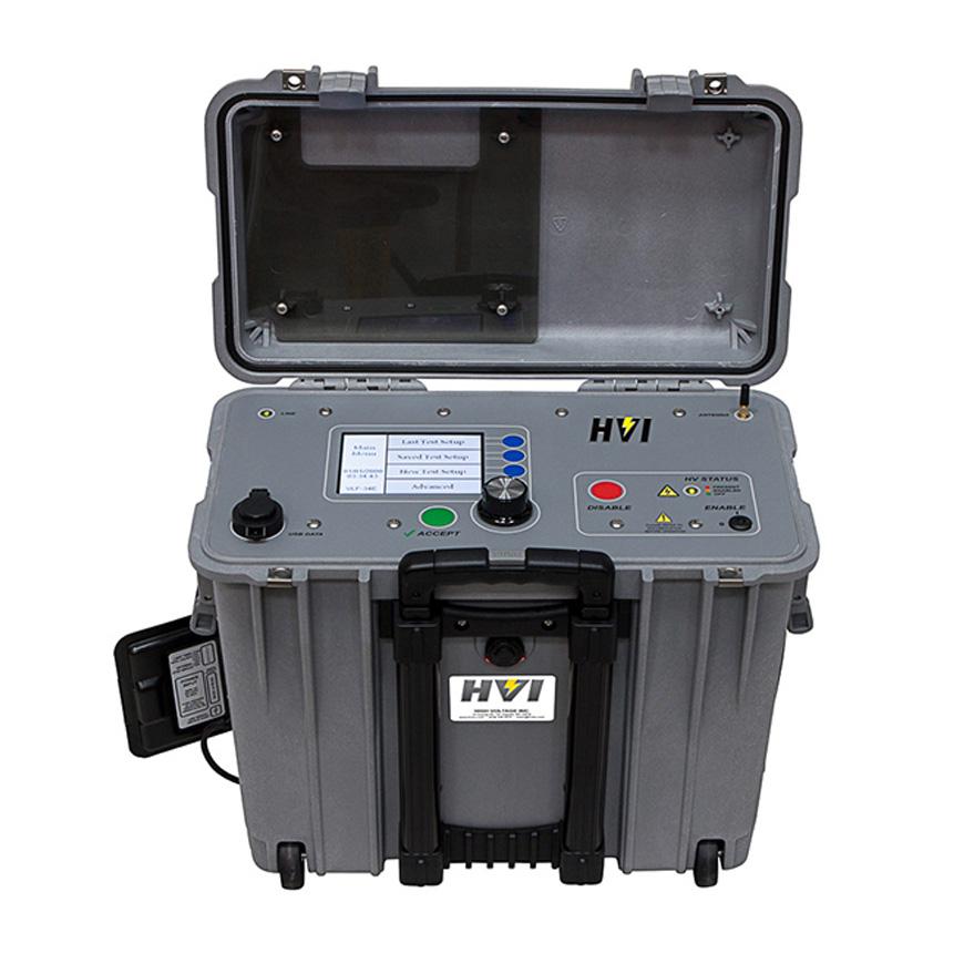 High Voltage Vlf 34e Hipot Sales Rent Calibration