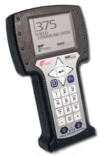 Hart 375 Fieldbus Communicator