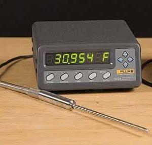 Fluke Calibration / Hart Scientific 1502A Tweener PRT Readout