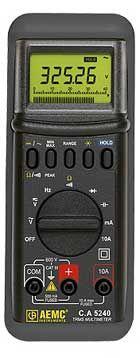 AEMC CA5240 40,000-Count Digital Multimeter