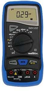 AEMC MX22 4000-Count Digital Multimeter