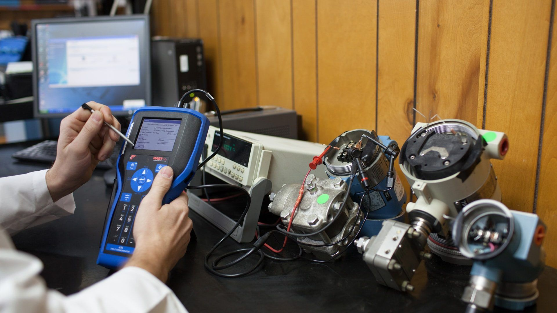 Test Equipment Instrument Calibration