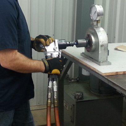 Hydraulic Tool Repair