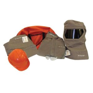100 cal arc flash suit