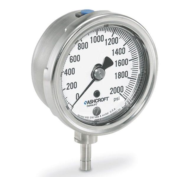 Ashcroft 1009 Pressure Gauge
