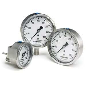 Ashcroft gauges