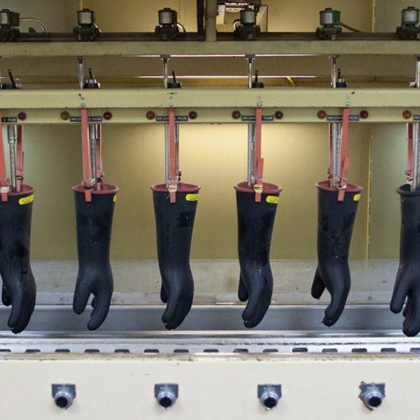 High Voltage Glove Testing
