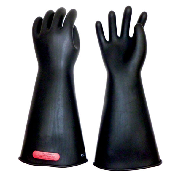 Class 0 electrical gloves