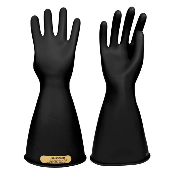 Class 00 electrical gloves