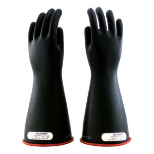 Class 1 electrical gloves