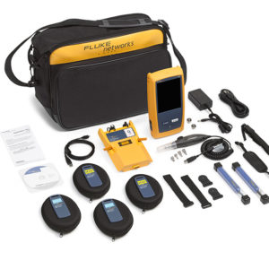 OptiFiber Pro Quad OTDR with inspection kit OFP2-100-QI
