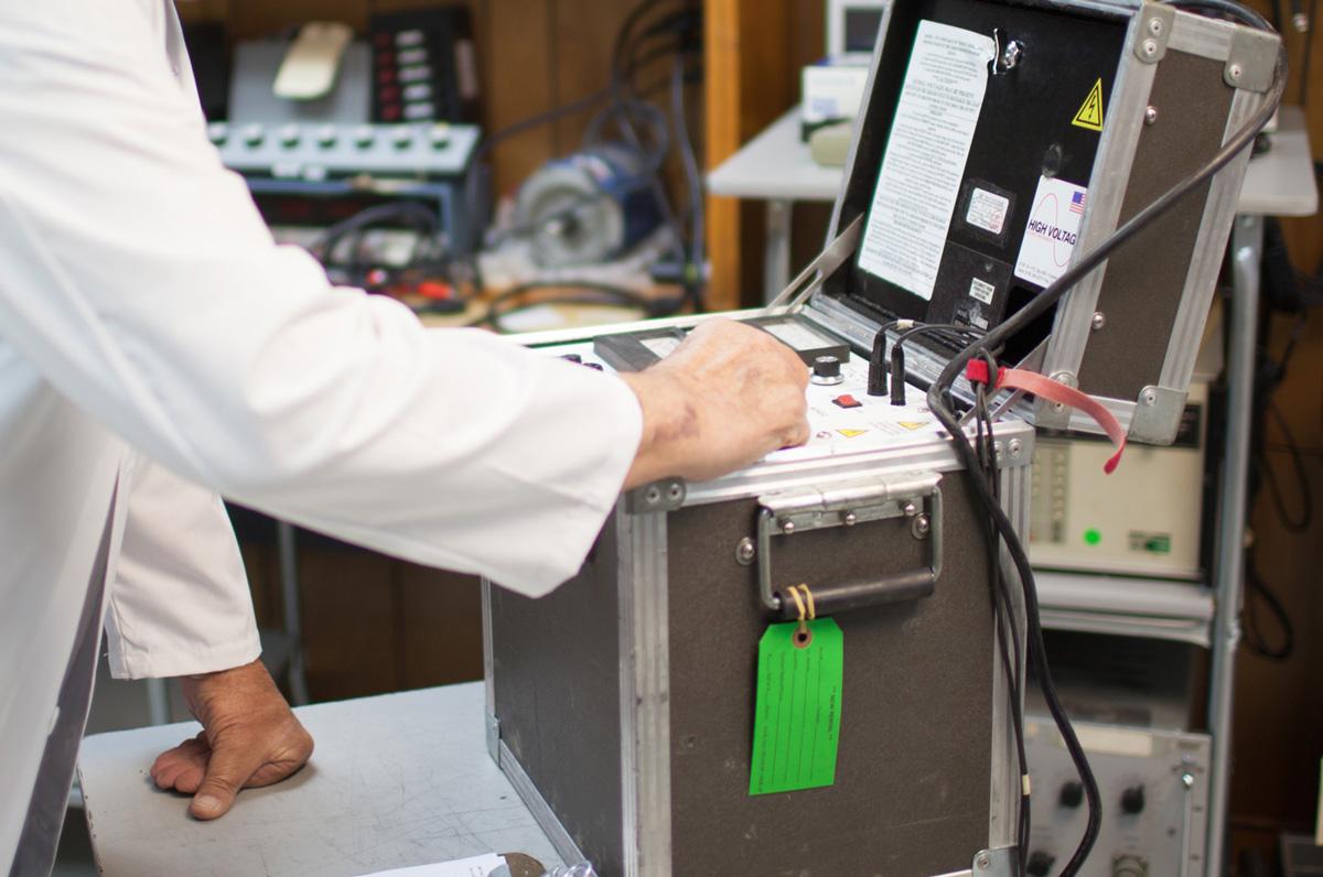 Hipot Tester Calibration and Repair