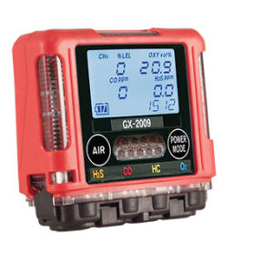 Rent Gas Detection