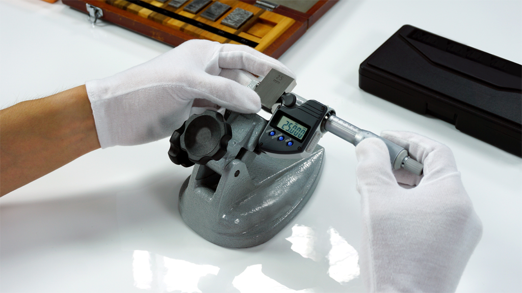 Micrometer Calibration